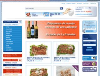 elpescadonoescaro.com screenshot