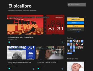 elpicalibro.blogspot.com screenshot