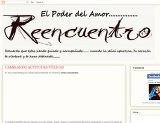 elpoderdelamor111.blogspot.com.ar screenshot