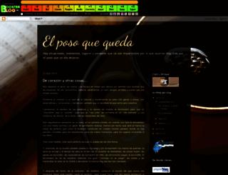 elposoquequeda.boosterblog.es screenshot
