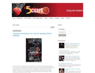 elquintocuarto.com screenshot