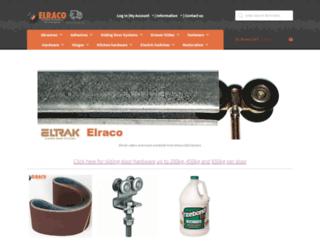 elraco.com.au screenshot