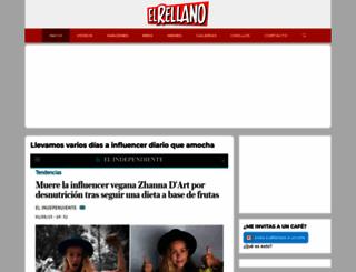 elrellano.com screenshot