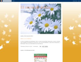 elrincondedoreca-doreca.blogspot.com screenshot