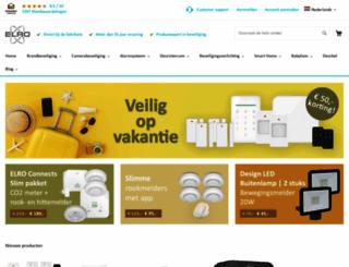 elro.eu screenshot