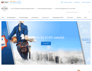 elrob2b.eu screenshot