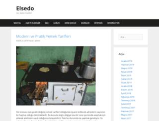 elsedo.com screenshot