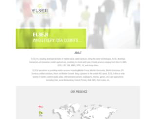 elseji.com screenshot
