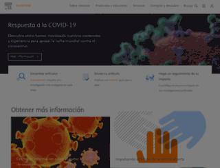 elsevier.es screenshot