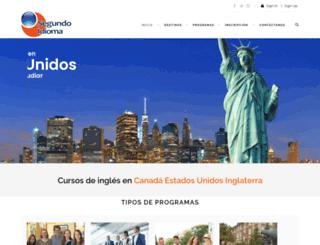 elslanguagecenters.com screenshot