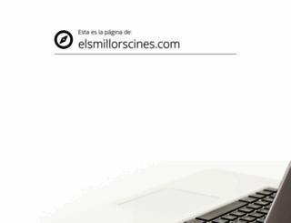 elsmillorscines.com screenshot