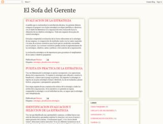 elsofa-delgerente.blogspot.com screenshot