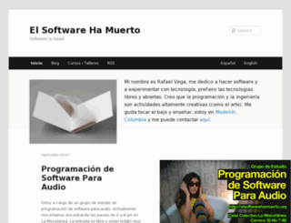 elsoftwarehamuerto.org screenshot