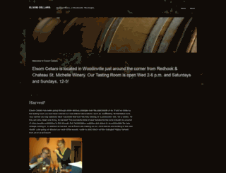 elsomcellars.wordpress.com screenshot