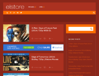 elstore.info screenshot