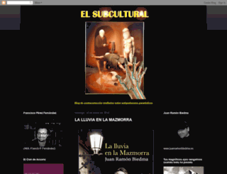 elsubcultural.blogspot.com screenshot