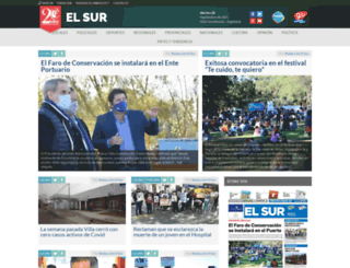 elsurdiario.com.ar screenshot
