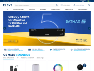 elsys.com.br screenshot