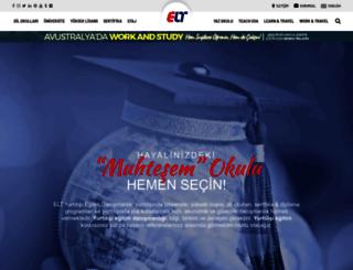 elt.com.tr screenshot