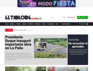 eltabloide.com.co screenshot