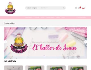 eltallerdesonia.com screenshot
