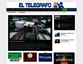 eltelegrafo.com screenshot