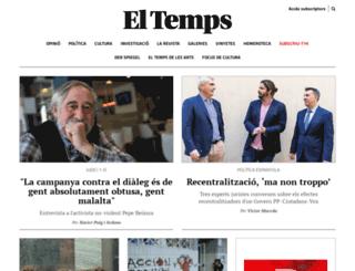 eltemps.net screenshot