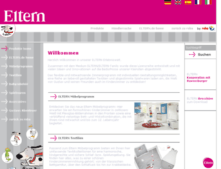eltern.roba-kinderwelt.de screenshot
