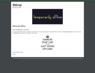 elthrai.de screenshot