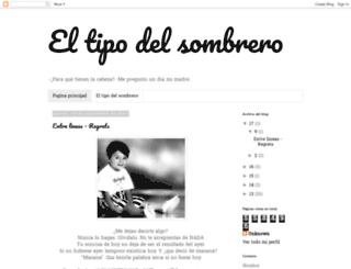 eltipodelsombrero.blogspot.com.es screenshot