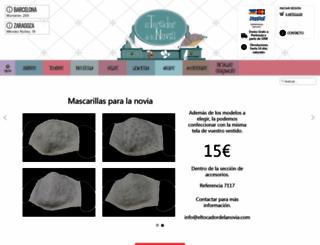 eltocadordelanovia.com screenshot