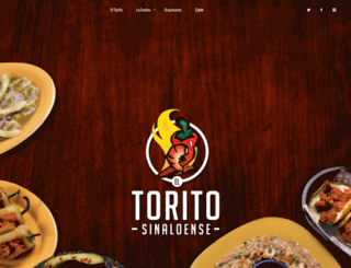 eltoritosinaloense.com screenshot