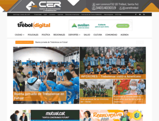 eltreboldigital.com.ar screenshot