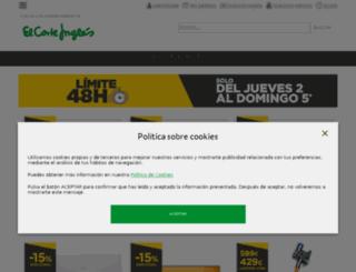 eltriatlondelosregalos.es screenshot