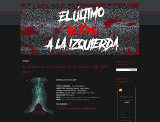 elultimoblogalaizquierda.blogspot.com.es screenshot