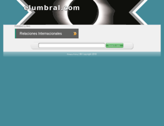 elumbral.com screenshot