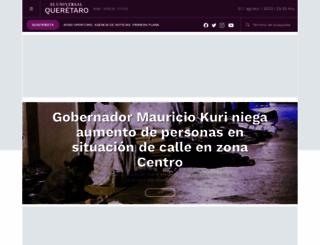 eluniversalqueretaro.mx screenshot