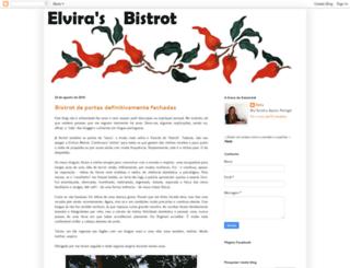 elvirabistrot.blogspot.com screenshot