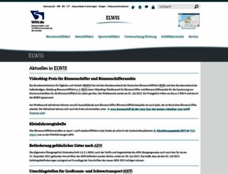 elwis.de screenshot