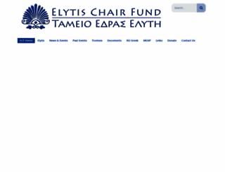 elytis.rutgers.edu screenshot