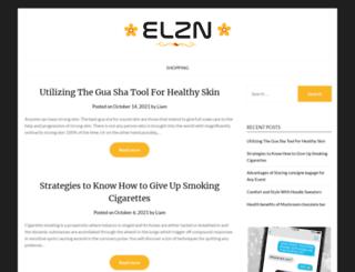 elzn.net screenshot