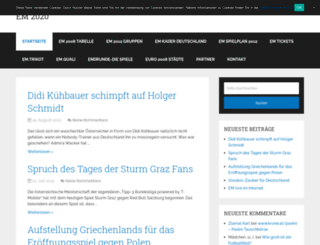 em-blogger.at screenshot