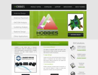 em-hobbies.com screenshot