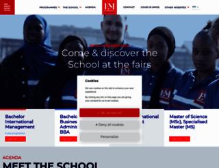 em-normandie.fr screenshot