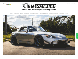 em-power.it screenshot