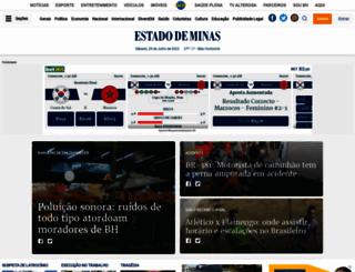 em.com.br screenshot