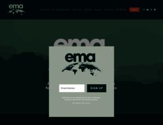 ema-online.org screenshot