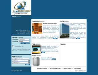 emadigroup.com screenshot