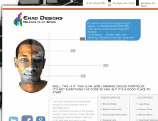 emadspace.com screenshot