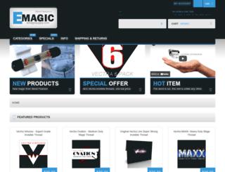 emagicsupply.com screenshot